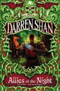 Ebook in inglese Allies of the Night (The Saga of Darren Shan, Book 8) Shan, Darren