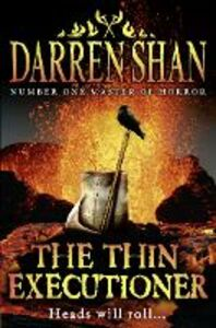 Ebook in inglese Thin Executioner Shan, Darren