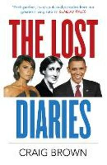 The Lost Diaries - Craig Brown - cover