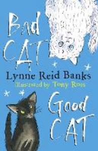 Ebook in inglese BAD CAT, GOOD CAT Lynne Reid Banks