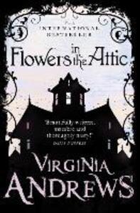 Flowers in the Attic - Virginia Andrews - cover