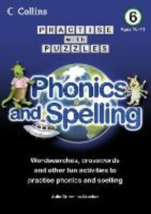 Book 6: Phonics and Spelling - Julie Crimmins-Crocker - cover