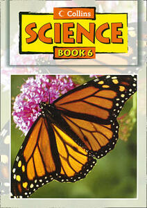 Collins Science Scheme: Book 6 - Simon Smith,Carolyn Dale,Sarah Galpin - cover