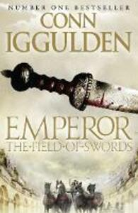 The Field of Swords - Conn Iggulden - cover