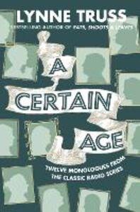 Ebook in inglese Certain Age Truss, Lynne