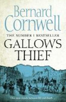 Gallows Thief - Bernard Cornwell - cover