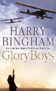 Foto Cover di Glory Boys, Ebook inglese di Harry Bingham, edito da HarperCollins Publishers