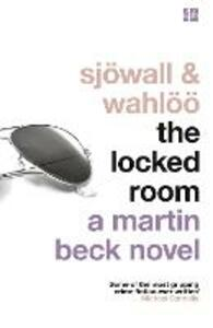 The Locked Room - Maj Sjowall,Per Wahloo - cover