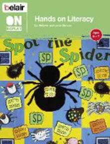 Hands on Literacy - Liz Webster,Linda Duncan - cover