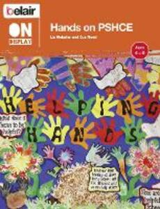 Hands on PSHCE - Liz Webster,Sue Reed - cover
