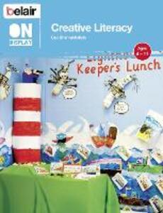 Creative Literacy - Ceri Shahrokhshahi - cover