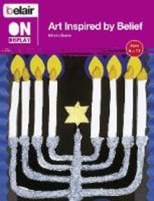 Art Inspired by Belief - Valerie Evans - cover