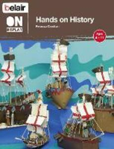 Hands on History - Rebecca Carnihan - cover