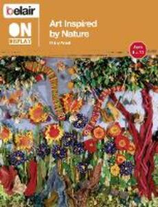Art Inspired by Nature - Hilary Ansell - cover