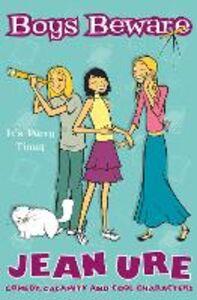 Foto Cover di Boys Beware, Ebook inglese di Jean Ure, edito da HarperCollins Publishers
