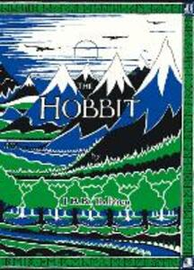 The Hobbit Facsimile First Edition - J. R. R. Tolkien - cover