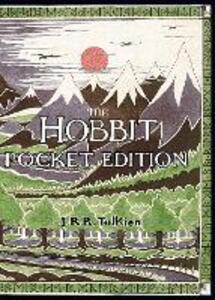 The Pocket Hobbit - J. R. R. Tolkien - cover