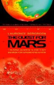 Foto Cover di Quest for Mars: NASA scientists and Their Search for Life Beyond Earth (Text Only), Ebook inglese di Laurence Bergreen, edito da HarperCollins Publishers