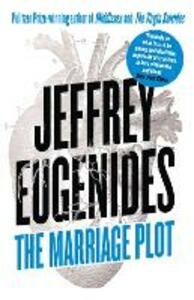 The Marriage Plot - Jeffrey Eugenides - cover