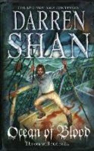 Ebook in inglese Ocean of Blood (The Saga of Larten Crepsley, Book 2) Shan, Darren