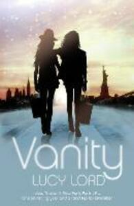 Vanity - Lucy Lord - cover