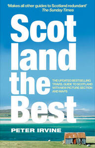 Scotland the Best - Peter Irvine - cover