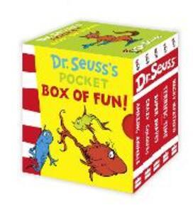 Dr. Seuss's Pocket Box of Fun! - Dr. Seuss - cover