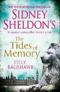 Sidney Sheldon's The Tides of Memory - Tilly Bagshawe - cover
