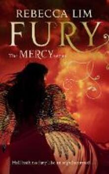 Fury - Rebecca Lim - cover
