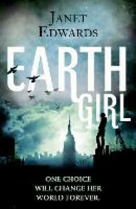 Earth Girl - Janet Edwards - cover