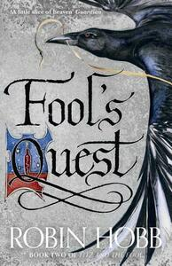 The Fool's Quest (Fitz and the Fool, Book 2) - Robin Hobb - cover