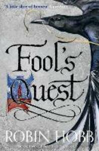 Fool's Quest - Robin Hobb - cover