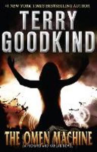 Ebook in inglese Omen Machine Goodkind, Terry