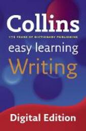 Easy Learning Writing (Collins Easy Learning English)