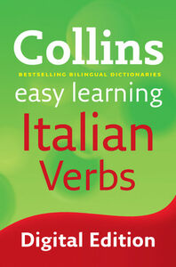 Foto Cover di Easy Learning Italian Verbs (Collins Easy Learning Italian), Ebook di Collins, edito da HarperCollins Publishers