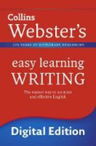 Ebook in inglese Writing (Collins Webster's Easy Learning) -, -