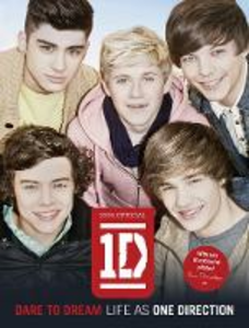 Ebook in inglese Dare to Dream: Life as One Direction (100% official) Direction, One
