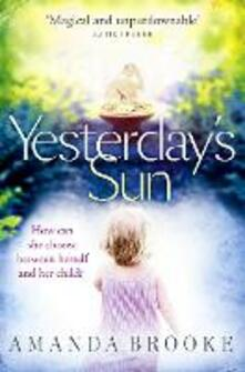 Yesterday's Sun - Amanda Brooke - cover