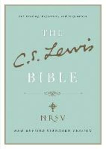 Ebook in inglese C. S. Lewis Bible: New Revised Standard Version (NRSV) -, -