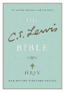 Foto Cover di C. S. Lewis Bible: New Revised Standard Version (NRSV), Ebook inglese di  edito da HarperCollins Publishers