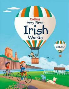 Collins Very First Irish Words - Collins Dictionaries - cover