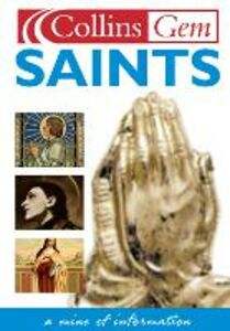 Ebook in inglese Saints (Collins Gem) Collins