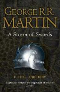 Ebook in inglese Storm of Swords: Part 1 Steel and Snow (A Song of Ice and Fire, Book 3) Martin, George R. R.