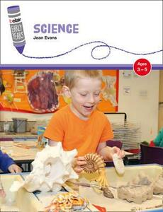 Science: Ages 3-5 - Jean Evans - cover