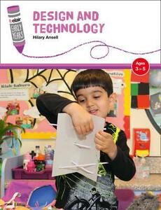 Design and Technology: Ages 3-5 - Hilary Ansell - cover