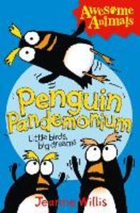 Penguin Pandemonium - Jeanne Willis - cover