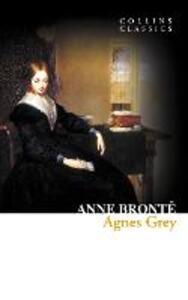Agnes Grey - Anne Bronte - cover