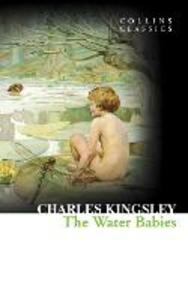 The Water Babies - Charles Kingsley - cover