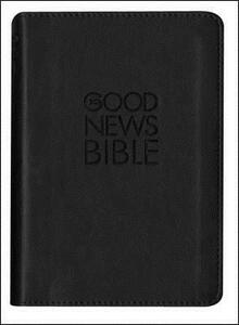 Good News Bible (GNB): Black Compact Gift edition - cover