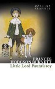 Little Lord Fauntleroy - Frances Hodgson Burnett - cover